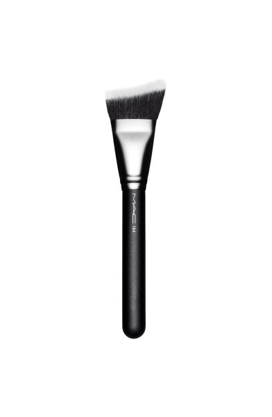 M·A·C 164 Duo Fibre Curved Sculpting  Brush