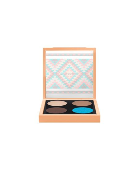 M·A·C Eye Shadow x 4: Wild Horses / Vibe Tribe