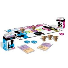 Spinmaster Battle of the sexes board game