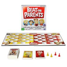 Imagination Games Beat the Parents