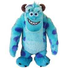 Monsters University 50cm Sulley Soft Toy