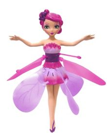 Flying Fairy Flutterbye Doll
