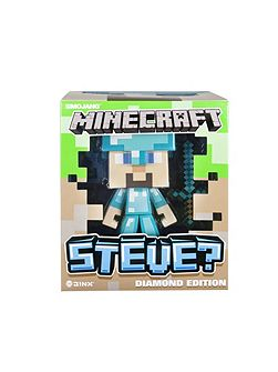 Diamond Steve Figure with Accessories