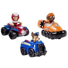 Racers Team Pack - Chase, Zuma & Ryder