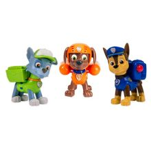 Action Pup Set - Chase, Rocky & Zuma