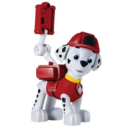 PAW PATROL Action Pack Pups