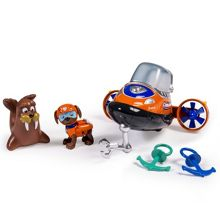 PAW PATROL Zuma Action and Adventure Bath Set