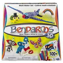 Bendaroos 3D Multi Maker Set