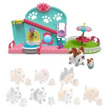 Chubby Puppies Puppies & friends Pet Fun Centre Playset