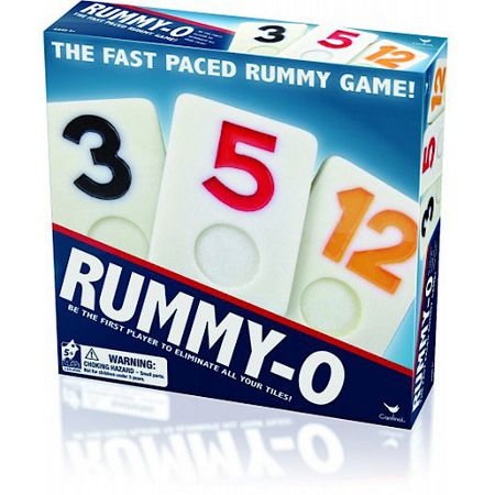 Red Bird Rummy-O Game