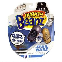Mighty Beanz Star Wars 4 Pack