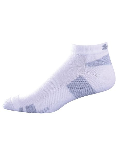 Under Armour Heatgear 3 Pack Lo-cut Socks
