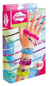 Crayola Creations Message Bracelets Kit