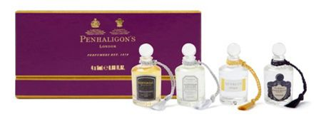 Penhaligons Gentlemans Fragrance Collection 4 x 5ml