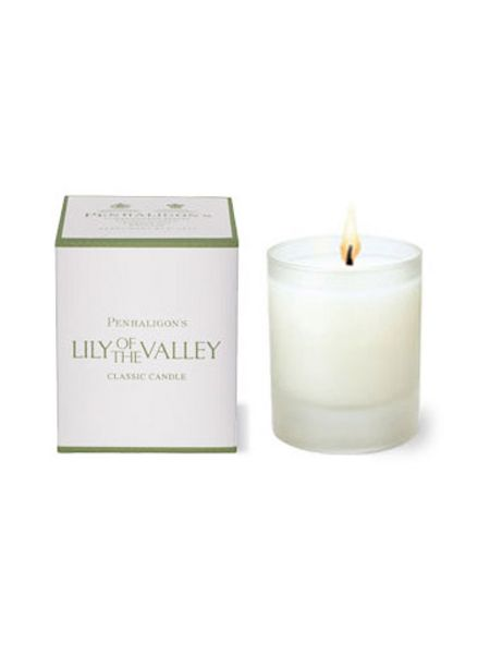 Penhaligons Lily of the valley classic candle