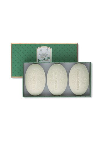English Fern Soap 3 x 100g