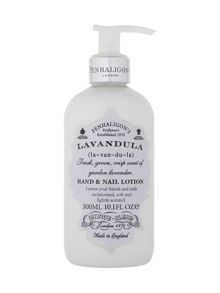 Penhaligons Lavandula Hand & Nail Lotion 300ml