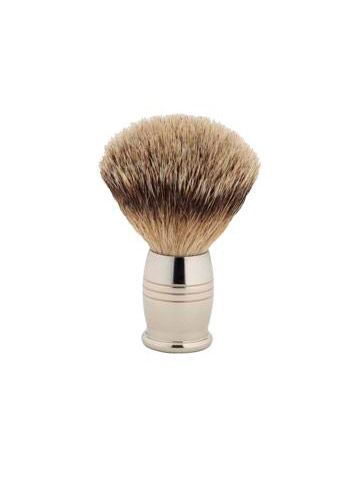 Nickel Shaving Brush
