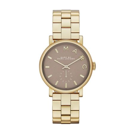 Marc Jacobs Mbm3281 baker ladies gold bracelet watch
