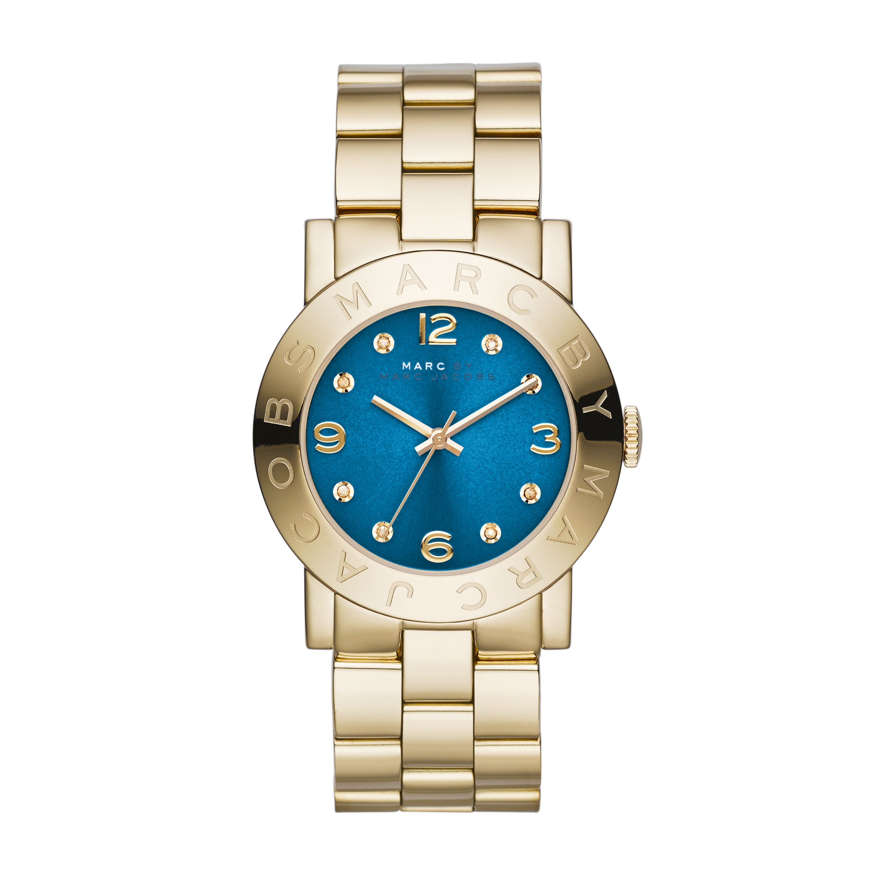 Mbm3303 amy ladies gold bracelet watch