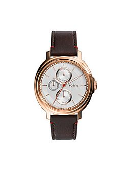 Fossil ES3594 Ladies Strap Watch