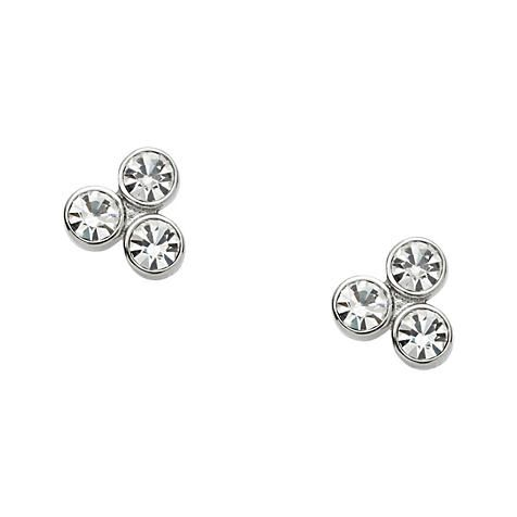 fossil jf01439040 ladies earrings