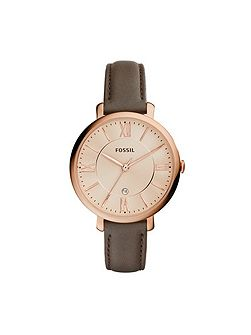 ES3707 Ladies Strap Watch
