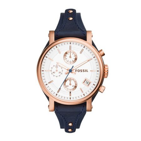 Fossil Es3838  ladies strap watch