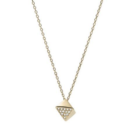Fossil JF02002710 ladies necklace