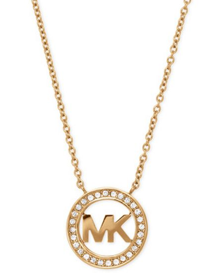Michael Kors MKJ4732710 Ladies Necklace