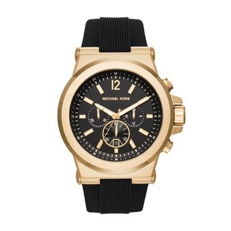Michael Kors MK8445 Mens Strap Watch