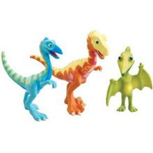 Derek, Ollie & Mr Pteranodon figure pack