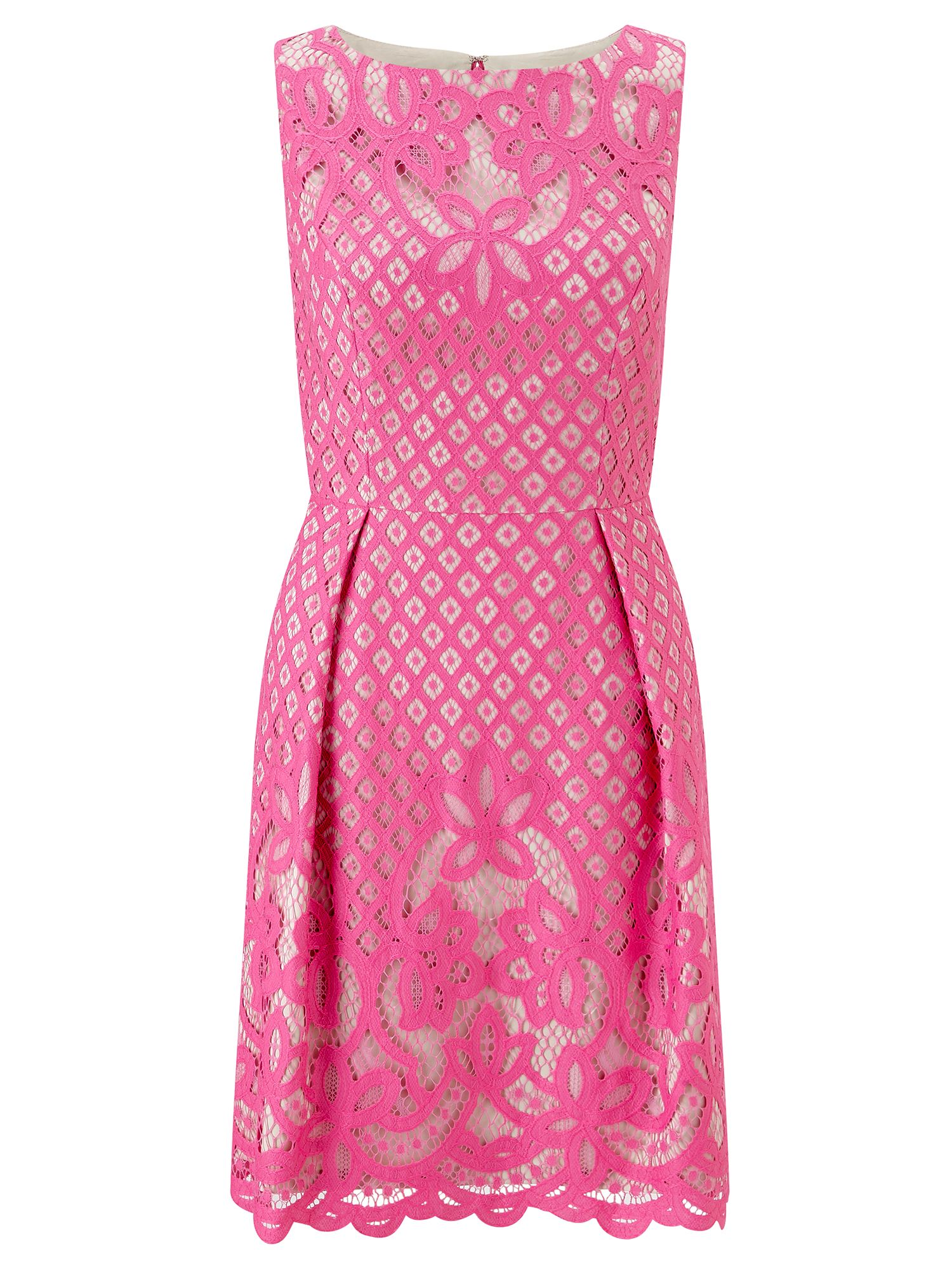 Adrianna Papell Lace dress, Multi-Coloured