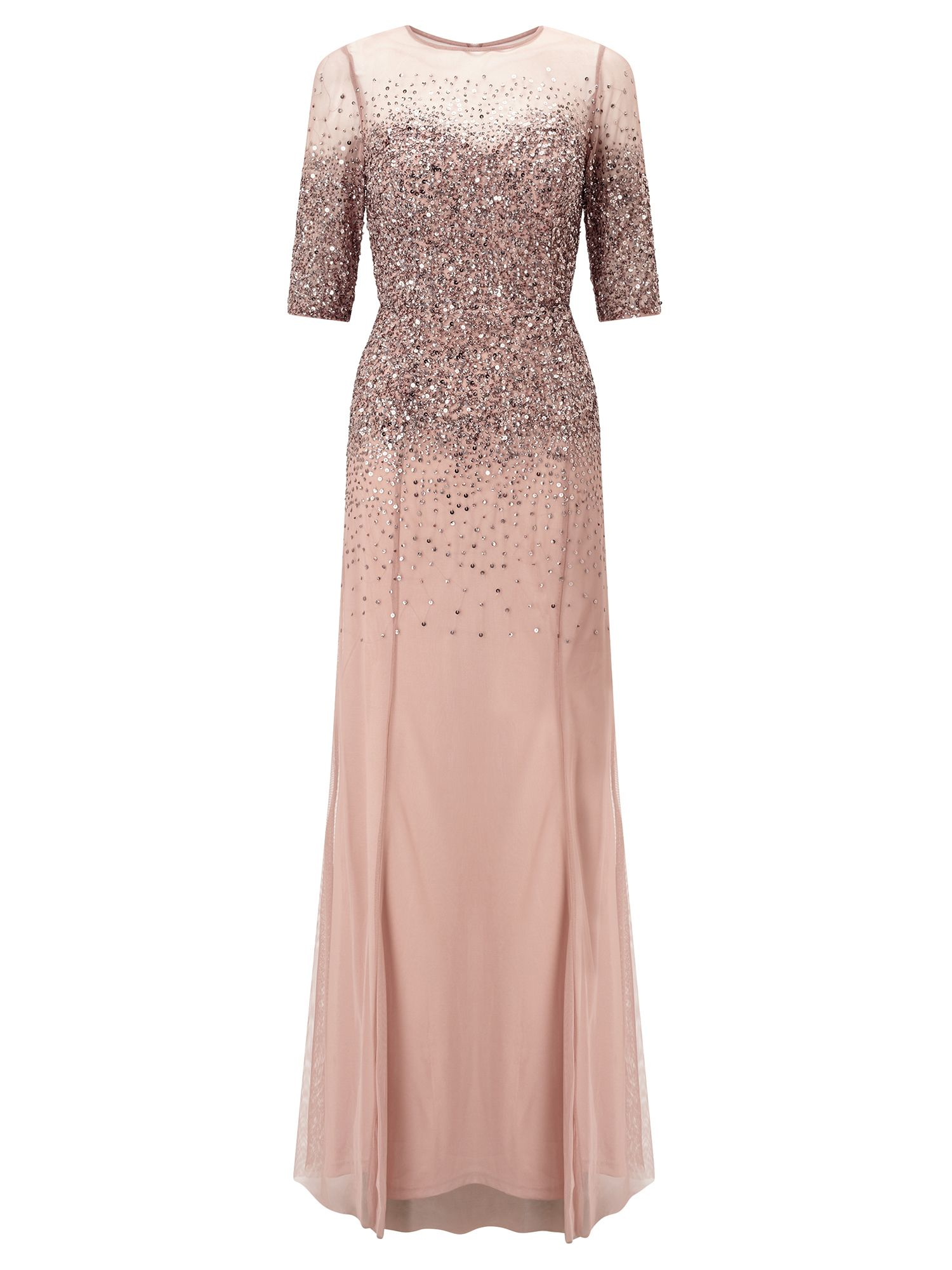 Adrianna Papell Evening Dress, Pink