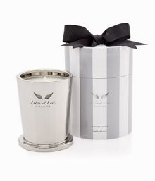 Lilou et Loic Midnight oud candle