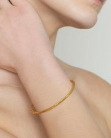 Juvi Designs Antibes gold bangle