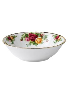 Royal Albert Old country roses cereal bowl
