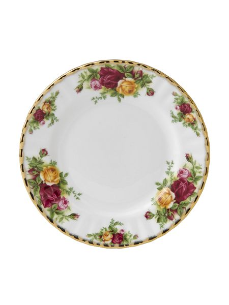 Royal Albert Old country roses 18cm plate
