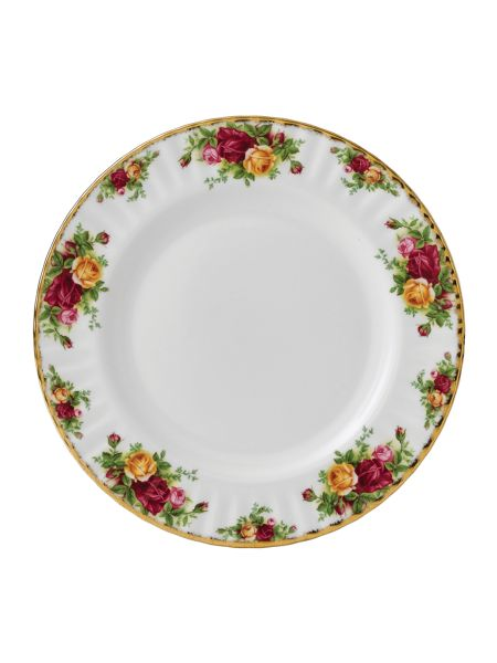 Royal Albert Old country roses 27cm plate