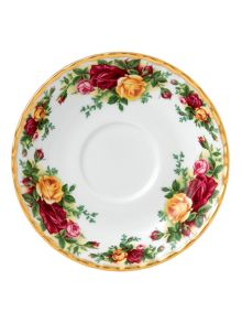 Royal Albert Old country roses tea saucer