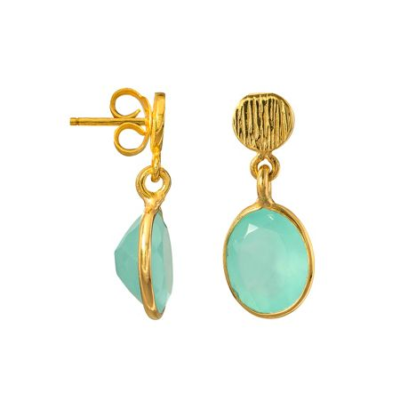 Juvi Designs Gold vermeil antibes earrings