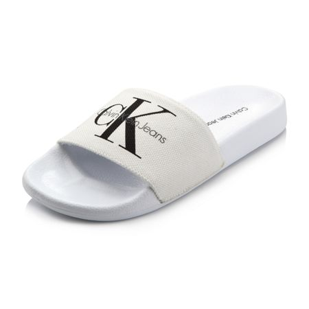 Calvin Klein Viggo Canvas Slide