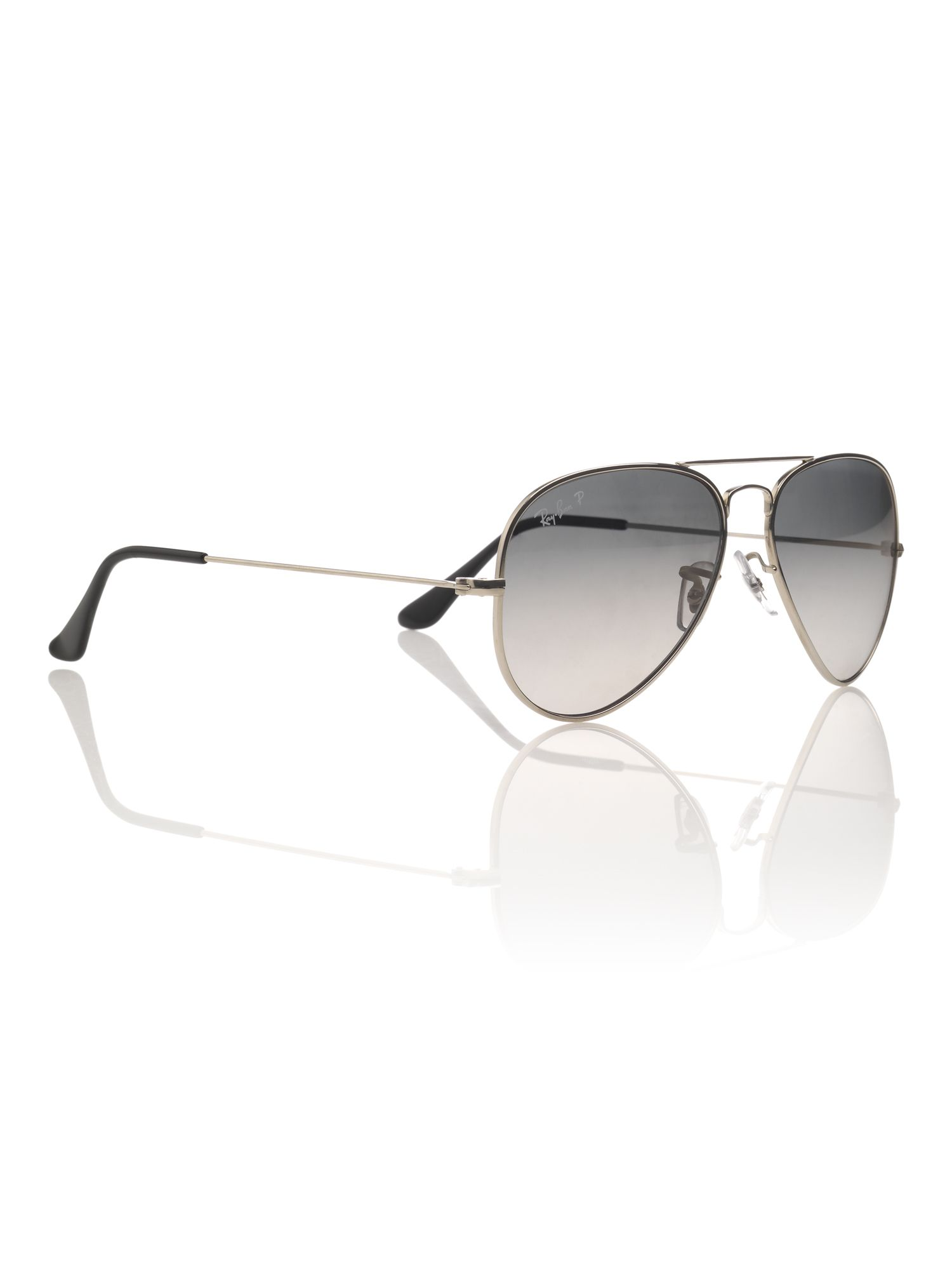 Unisex RB8041 Pilot Sunglasses