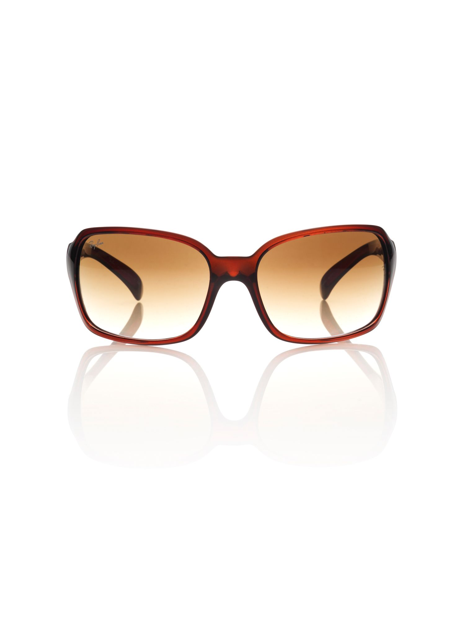 Unisex RB4068 Square Sunglasses