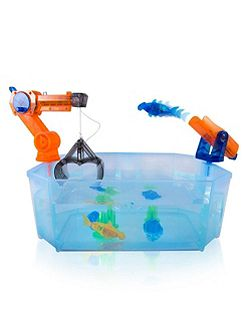 Aquabot The Harbour Playset