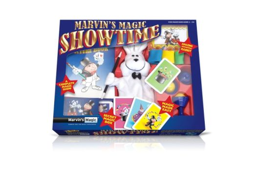 Marvins magic showtime