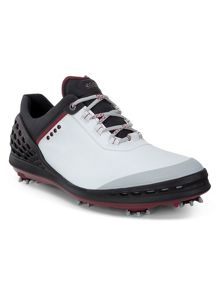 Golf cage golf shoes