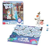 Disney Frozen Wheres Olaf? Game
