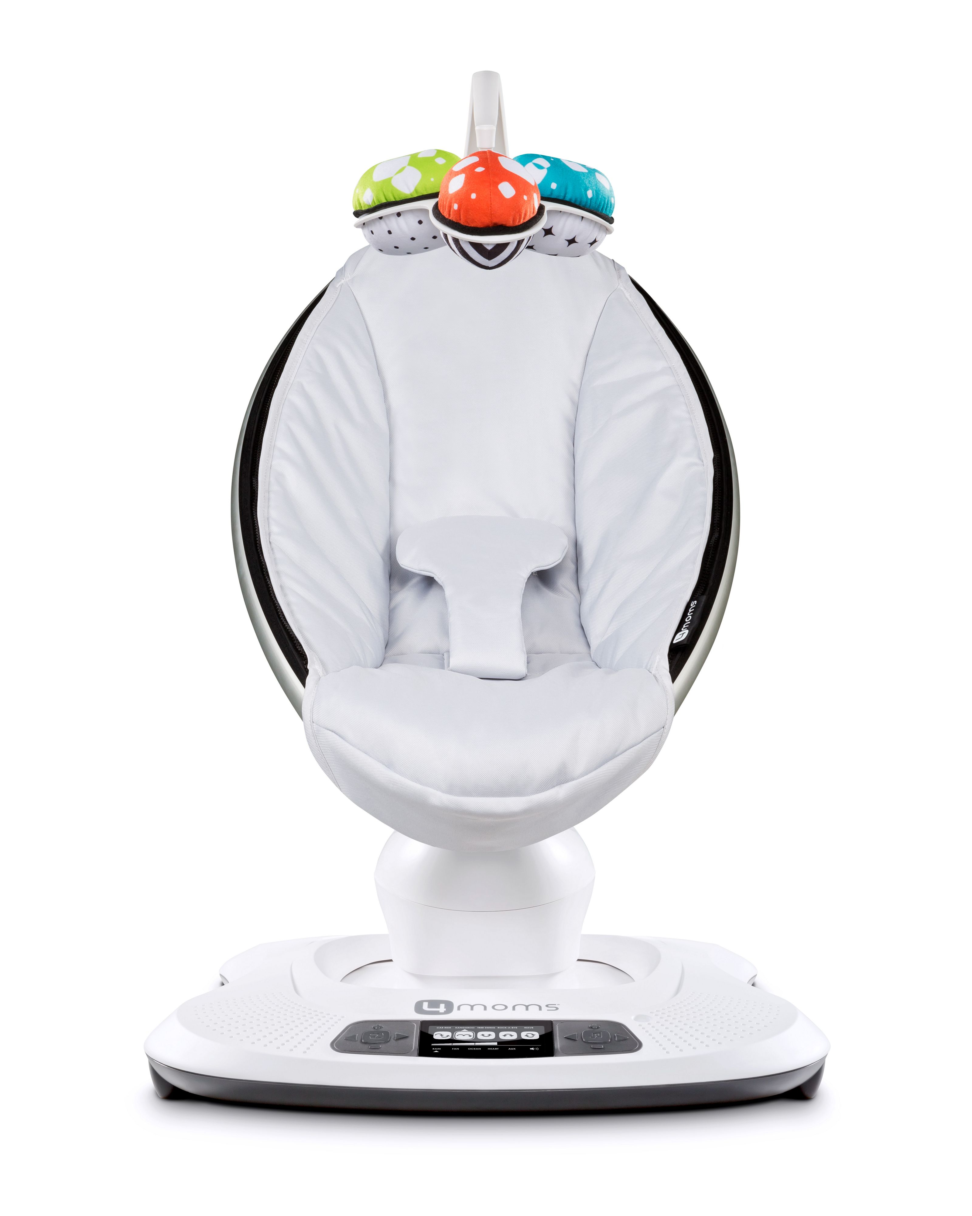 4Moms Mamaroo Classic Grey Baby Bouncer