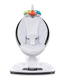 Mamaroo Classic Grey Baby Bouncer